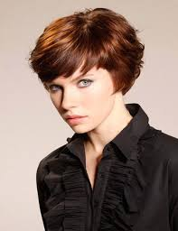 very very short bob hair cute very short bob hairstyles with bangs for thick wavy hair