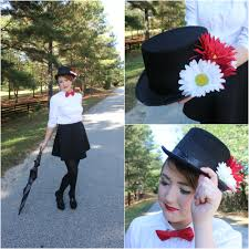 Halloween Costume Hat Mary Poppins Hair Makeup U0026 Diy Hat