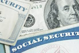 social security cards stock image image of payroll savings