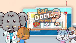 marbel ear doctor for pets kids games download free on android