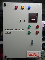 star delta motor starter control panel manufacturer from ahmedabad