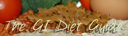 the gi diet list of low gi foods