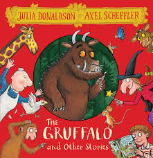 the gruffalo and other stories 8 cd box set amazon co uk julia