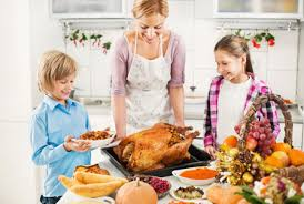 handling food allergies for thanksgiving