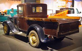 Vintage Ford Truck Beds - petersen honors historic haulers hemmings daily