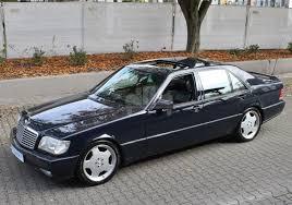 600 mercedes for sale lwb zonda 1993 mercedes 600sel brabus 6 9 bring a trailer