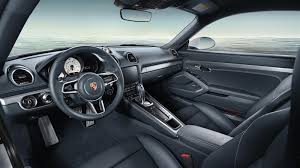 porsche boxster 2016 interior porsche exclusive u0027s enhancements for 718 are subtly effective