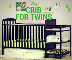 Cheap Cribs With Changing Table Best Crib For A Crib For Two Cheekytummy