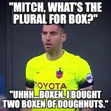 Mitch Meme - trash talk thread hildebrandt face meme generator edition uslpro