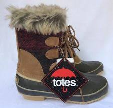 totes s winter boots size 11 womens totes duck winter boots size 11 warm waterproof