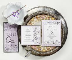 unique handmade watercolor wedding invitations momental