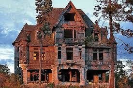 ghost towns for sale the spookiest creepiest old houses for sale in america curbed