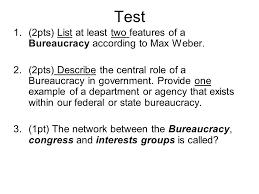 the federal bureaucracy chapter 15 quiz frq peer grading please