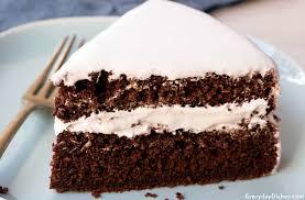 moist homemade chocolate cake recipe