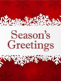 winter is here season s greetings card birthday greeting cards