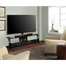 Entertainment Center Design by Z Line Designs Black Entertainment Center Zl564 55su The Home Depot
