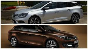 renault old 2017 renault megane estate is heavier than old one plus a photo