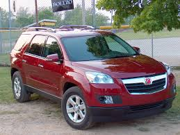 automotive trends 2007 gmc acadia and saturn outlook