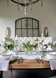 Gold Table Setting by Dinner Party Spotlight Decor Gold Designs Fashionable Hostess