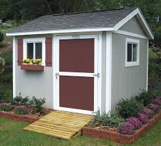 How To Build A Garden Shed From Scratch by Shed Ramp Amish Community Garden Equipment And Lawn