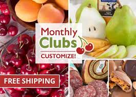 monthly food clubs fruit basket gifts and monthly fruit clubs by a gift inside