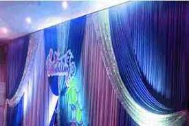 wedding event backdrop wedding event curtains backdrop decoration with sequin sparkling