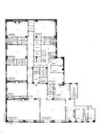 floorplan of frances glessner lee u0027s apartment at 1448 lake shore