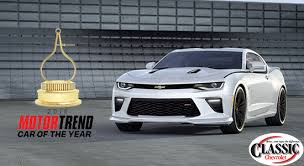 camaro pictures by year the 2016 camaro motor trend car of the year garage dfw