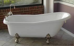 Alternative Bathtubs Elegant Acrylic Clawfoot Bathtubs The New Alternative To Cast Iron