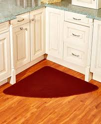 corner cabinet kitchen rug specialty kitchen corner rugs
