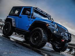 hydro blue jeep storm 7 2014 jeep wrangler 2 door 2 8 crd showcase storm jeeps