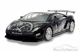 lamborghini diecast model cars lamborghini lp560 4 trofeo black motormax 79153bk 1 18