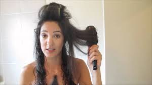 hairstyling how to blow dry your hair to create volume lift and