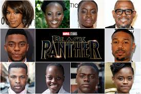 The Miracle Cast The Miracle Of Black Panther Cast Black Panther Cast