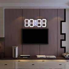 compare prices on large led digital wall clock online shopping