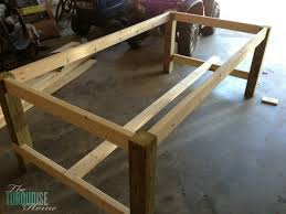 how to build a dining room table free woodworking plans dining