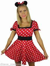 Minnie Mouse Costume Minnie Mouse Costumes For Women Ebay