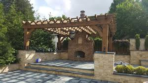 pergola kits custom pavilions sheds garages outdoor living