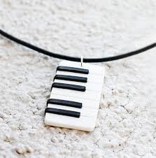 man necklace gift images Piano necklace music jewelry keyboard necklace men necklace etsy jpg