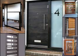 modern house entrance door design door decorating ideas wooden design front doors for