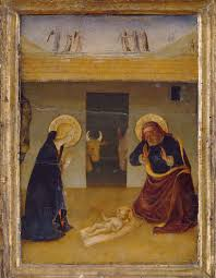 the birth and infancy of christ in italian painting essay