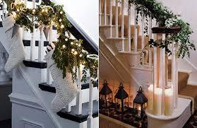 treppe dekorieren deko ideen weihnachten cool dekoideen weihnachten tisch