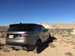 land rover discovery off road tires 2017 land rover discovery first drive review u2013 an englishman with