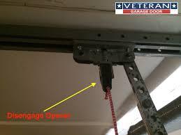 garage door winding rods torsion springs for garage door oiling