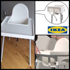 Ikea Antilop High Chair Tray Preloved Ikea Antilop High Chair Babies U0026 Kids Prams U0026 Strollers