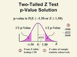 z table two tailed statistics for business and economics ppt video online download