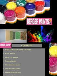 berger paints colour shades sales u0026 distribution of berger paints retail sales