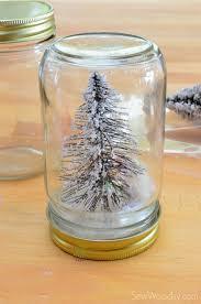 tree jar sew woodsy