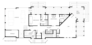 coastal cottage floor plans coastal house plans with porches and mudrooms beach crows nest