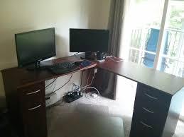 Large L Shaped Desk Desk Dartlist